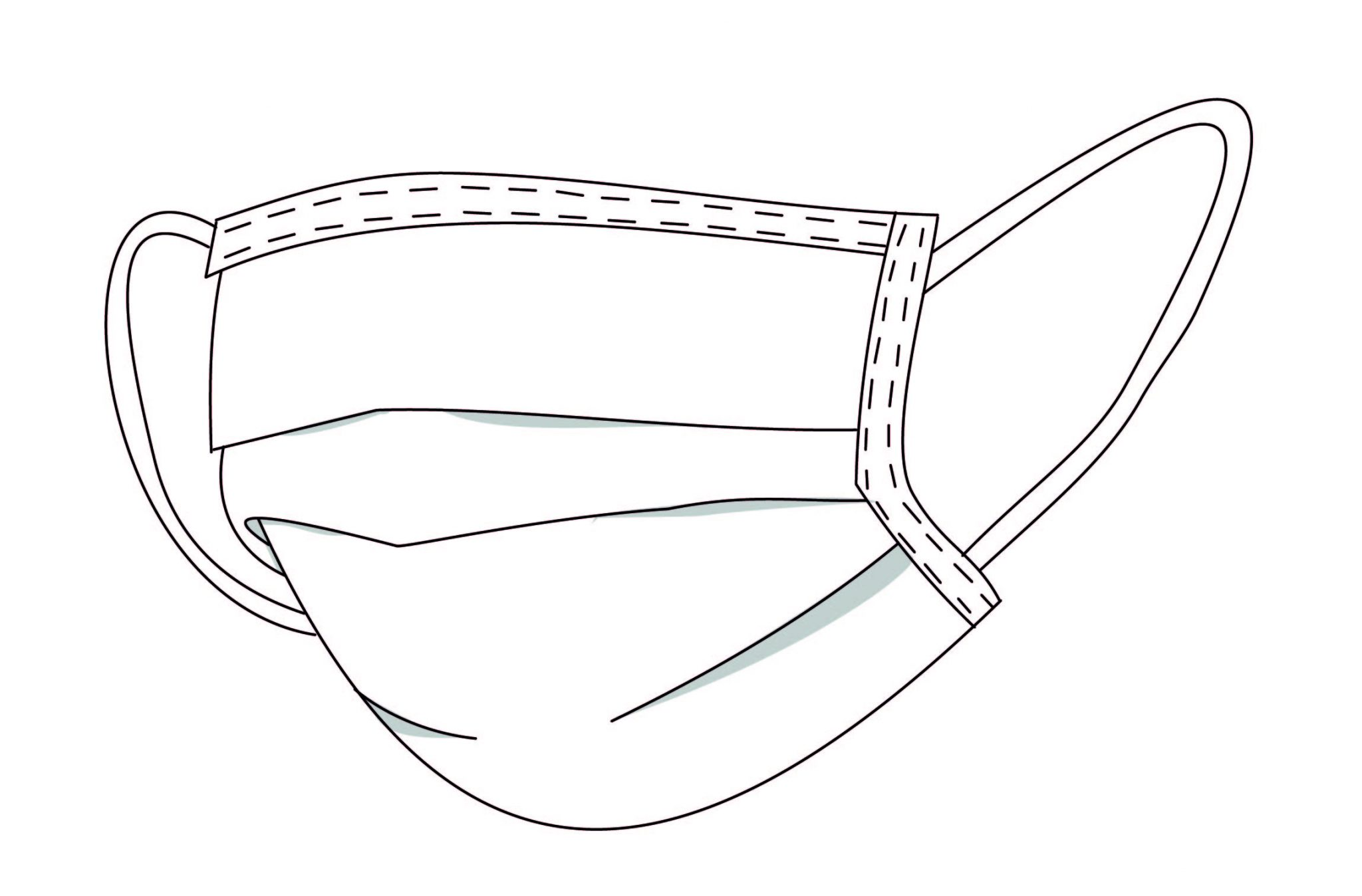 Surgical Face Masks image