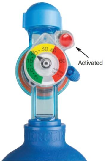 Litesaver BVM w/ integrated Manometer image cover