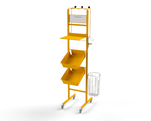 Mobile Isolation Trolley (UMP®) image cover