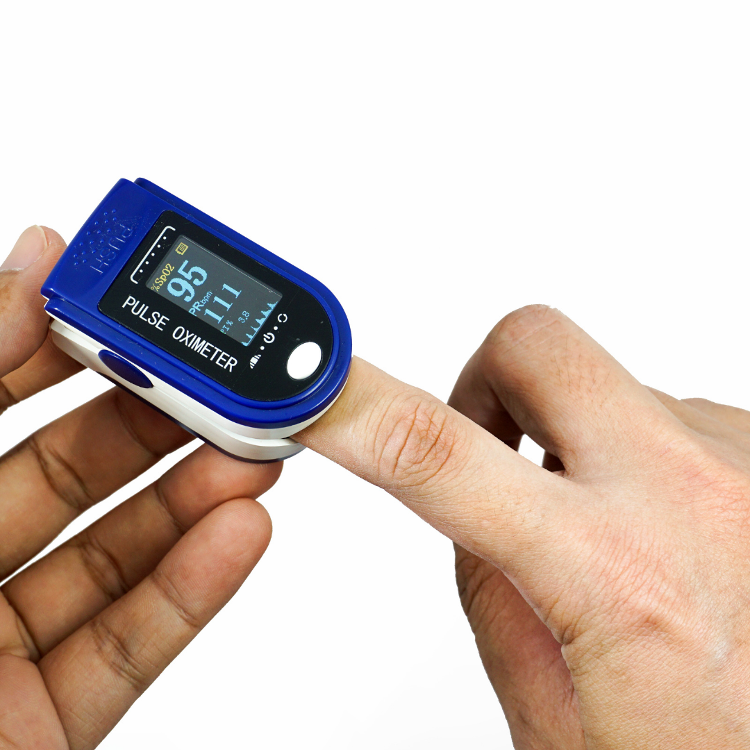 How a Pulse Oximeter can help in fight against Covid-19 image cover