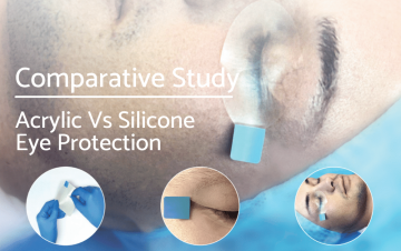 Comparative Study of Acrylic Vs Silicone Eye Protection image cover